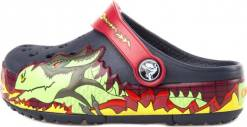 CrocsLights Fire Dragon Clog Crocs dětské Crocs