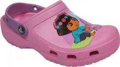 CROCS DORA THE EXPLORER KIDS ZABKY