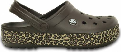crocs-hnede-pantofle-animal-print-clog-espresso-gold-A