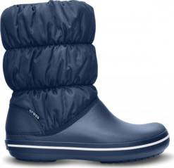 CROCS  boty Winter Puff Boot Navy