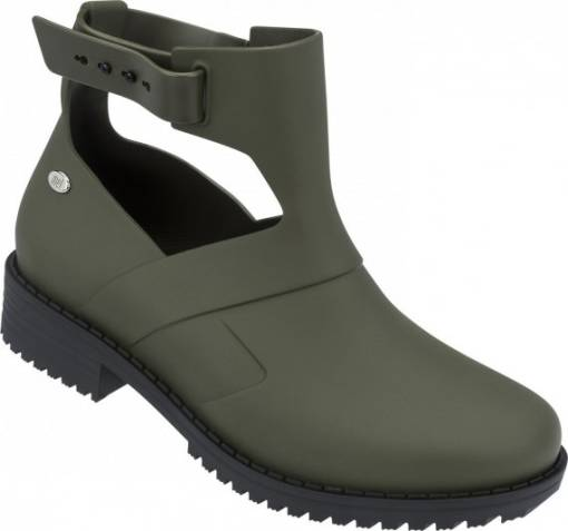 mel-khaki-boty-open-boot-green-black-A