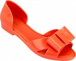 Melissa  sandálky Seduction Neon Orange