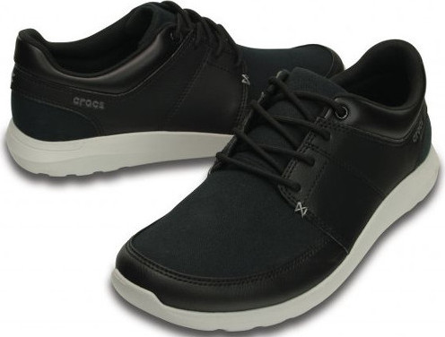 panske-tenisky-crocs-kinsale-lace-up-black-pearl-white-203052_14342805