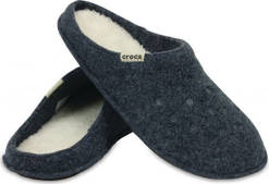 Crocs Modré pantofle Classic Slipper Candy Nautical Navy/Oatmeal 42-43