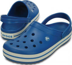 Crocs Pantofle Crocband Ultramarine 11016-4gl 45-46