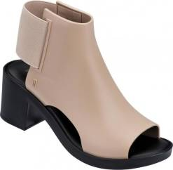 Melissa  boty Elastic Dance Brown/Black